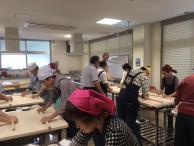 婚活レポート「本格・そば打ち教室」in横浜