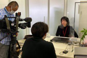 NHK Eテレ「あしたも晴れ!人生レシピ」に、創業60年の茜会が紹介されました。
